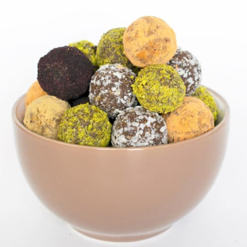 Superfood Fig Truffles
