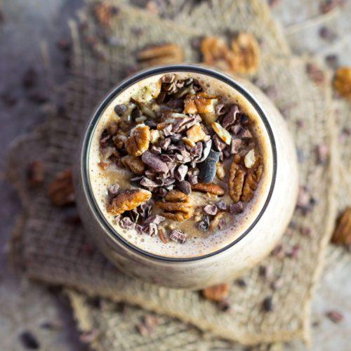 Cookie Dough Protein Smoothie