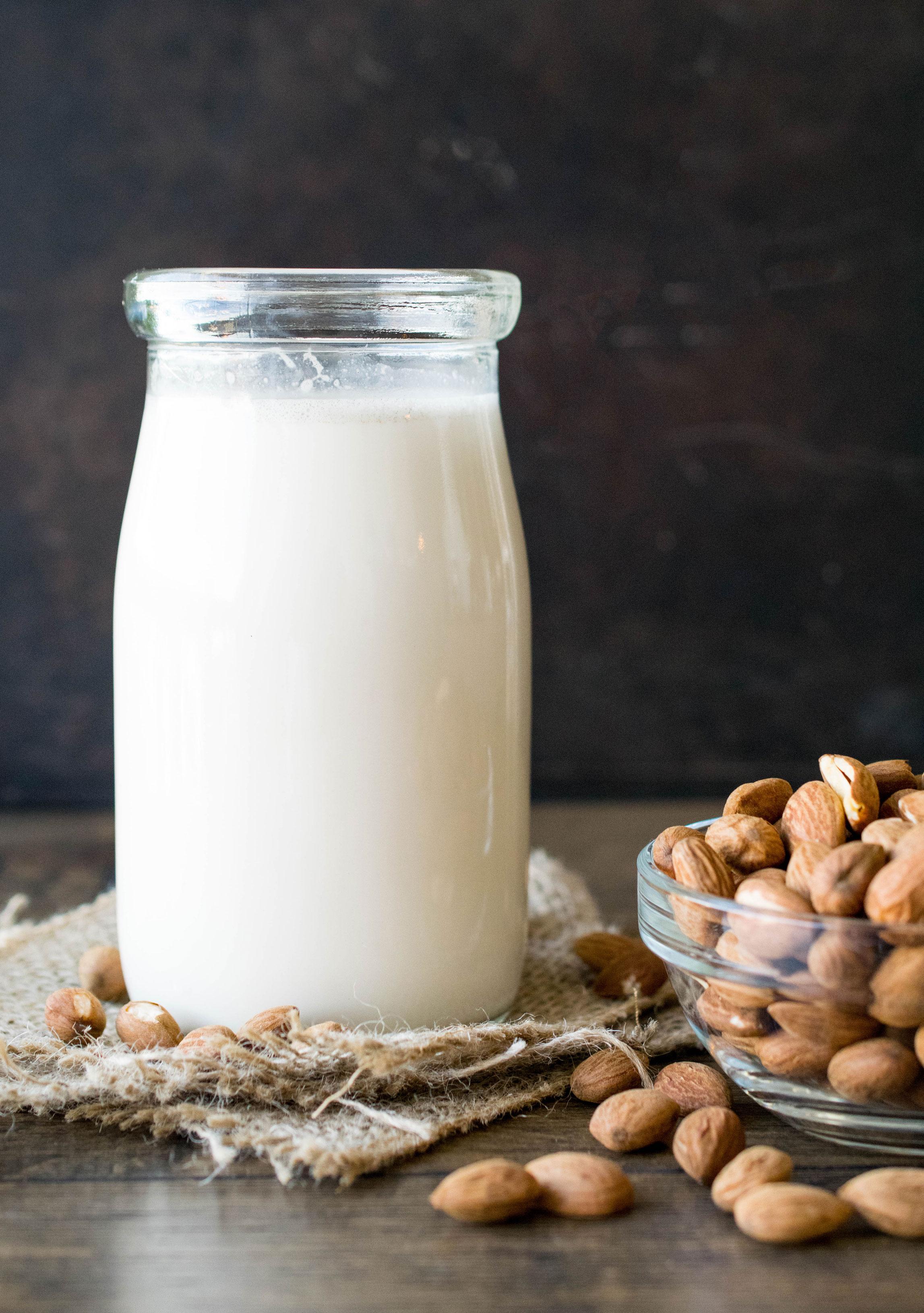 Basic Almond Milk Recipe