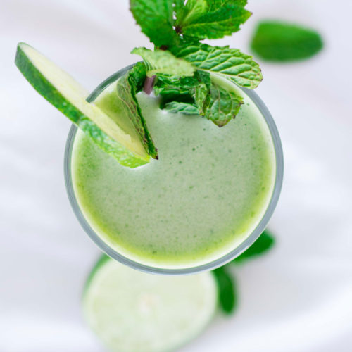 Hydrating Limeade Cooler