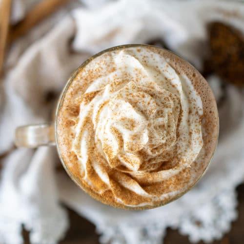 Chaga Spice Latte