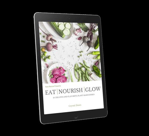 10 delicious, creative recipes ebook