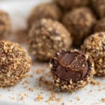 Ginger Spice Holiday Truffles